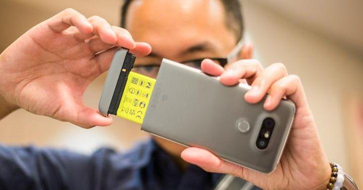 曾幾何時,沒法給手機換電池怎麼變成一件理所當然的事了?
