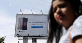 在全球第二大的智慧型手機市場,蘋果卻賣不出 100 萬台 iPhone