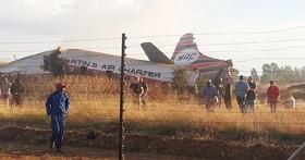 機齡 64 年客機失事墜毀,乘客用手機錄下墜機前最後一分鐘