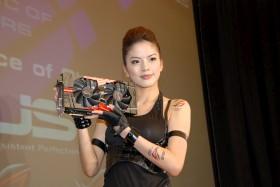 Computex 2011:華碩 DANSHUI BAY 主機板、裸視3D筆電、Mars II顯示卡