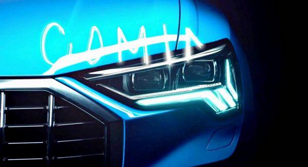 能否翻紅就看這波,Audi Q3 大改款「官方預告」曝光,確定「7月25日」海外發表!
