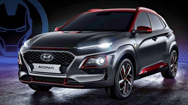 鋼鐵人的新座駕?Hyundai 攜手 Marvel 推出 Kona Iron Man Edition 特仕車!