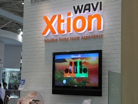 Computex 2011:華碩 WAVI Xtion,用體感玩所有 PC Game