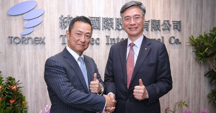 統能國際聚焦空汙市場,代理日本TORNEX外氣新風清淨機