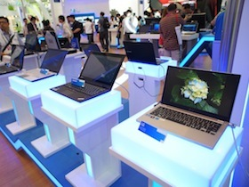 Computex 2011:Intel 輕薄效能筆電參見