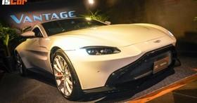 全新 Aston Martin Vantage 880 萬起正式上市,雙渦 V8 強心加持、英倫紳士動感轉型!