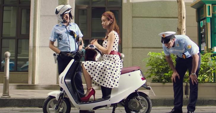 傳Sandy廣告效應,交通部研擬納管電動自行車