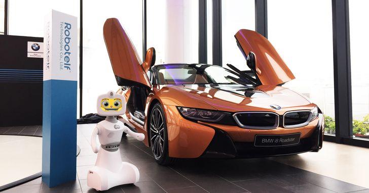 2018 CES最佳創意得主,Robelf機器人於嘖嘖首賣