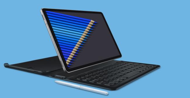 三星 Galaxy Tab S4 新平板發表!二合一設計一秒變電腦