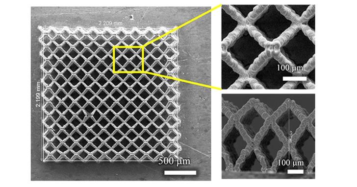 3D列印技術造出微觀多孔鋰電池,讓手機電池在相同體積下容量可提升4倍