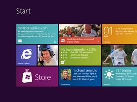 Windows 8 大小事:更多的特色揭密