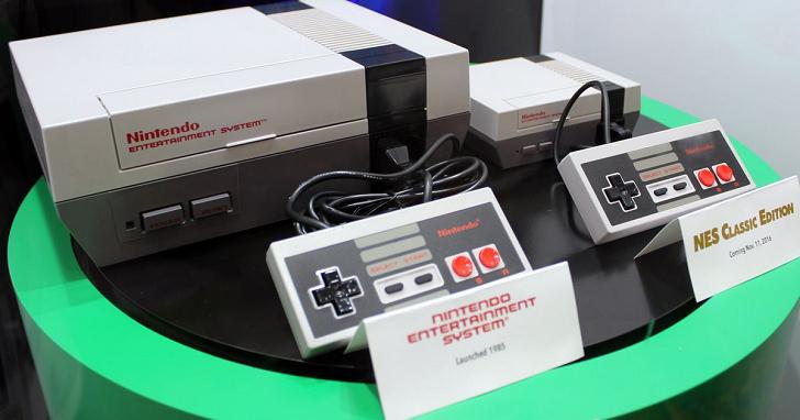 復古情懷很好賣,NES Classic 六月總銷量超過 PS4、Xbox One 和 Switch