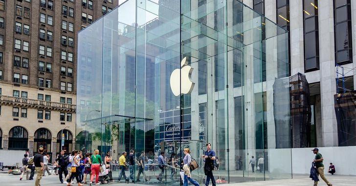 蘋果,第一個市值突破一兆美元的史詩企業