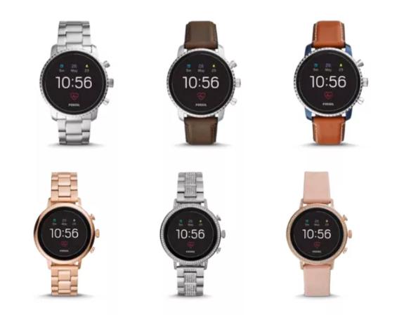 Fossil最新Q Venture HR、Q Explorist HR智慧錶亮相!升級支援心率偵測、GPS與Google Pay功能