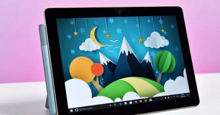 Surface GO 上手:平價又有樂趣,但還有很長路要走