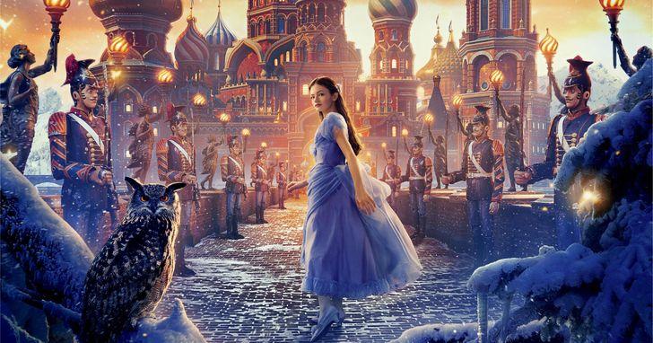 迪士尼再推真人童話,《胡桃鉗與奇幻四國》預告片正式發布