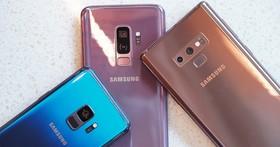 三星 Galaxy Note 9、Note 8、Galaxy S9+ 規格比一比