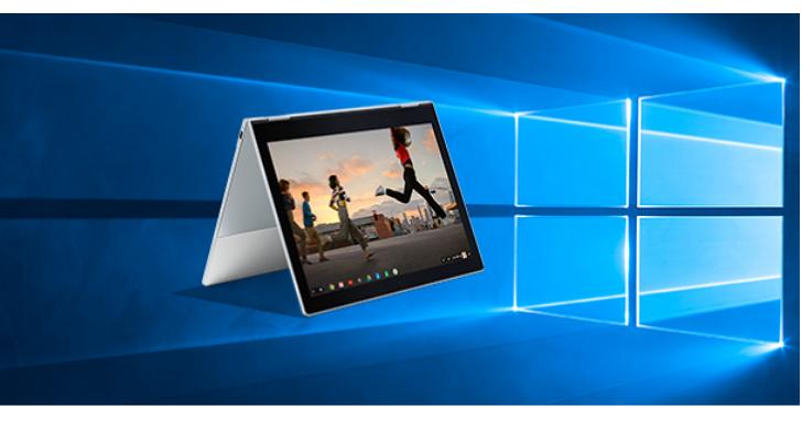 Chromebook 除了能執行Android App、Linux應用程式之外,Google 還打算讓它可以跑Windows 10