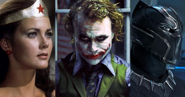 超人、鋼鐵人、黑豹……從銀幕上的超級英雄,看美國偶像的變遷