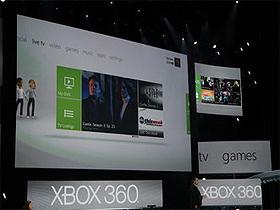 E3 2011微軟:Kinect 加入聲控功能,Halo 系列繼續搶錢