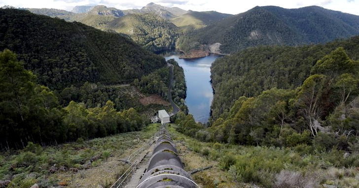 這個「蓄電池」有些大,澳洲要建抽水蓄電站