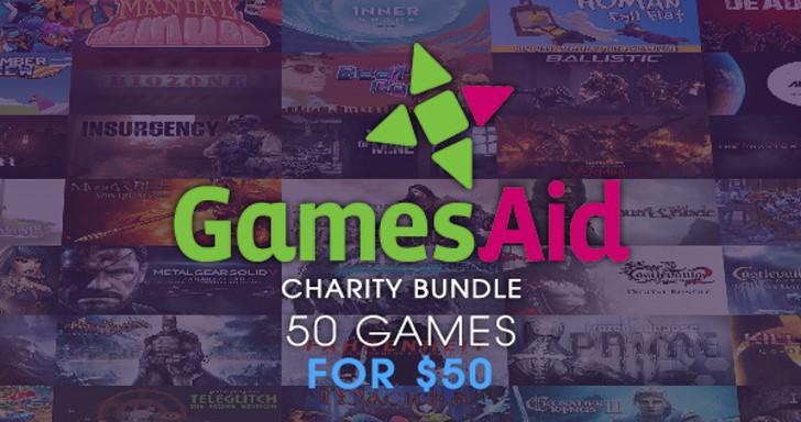 GMG慈善大特價,50款遊戲只賣50鎂還能做公益
