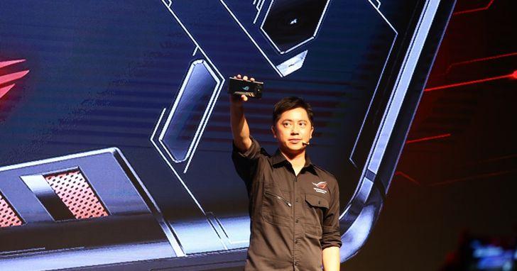 華碩電競手機ROG Phone才要上市,創始戰將卻傳出倦勤