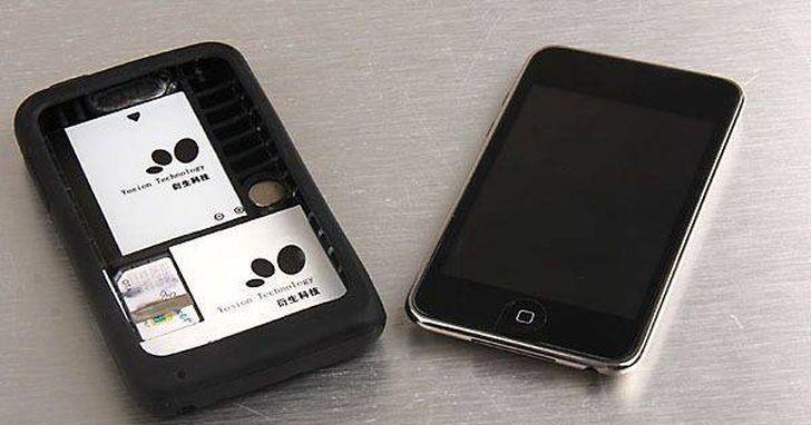 曾經讓 iPod Touch 秒變iPhone的「蘋果皮」不但沒有死,現在還能用在 Android上了