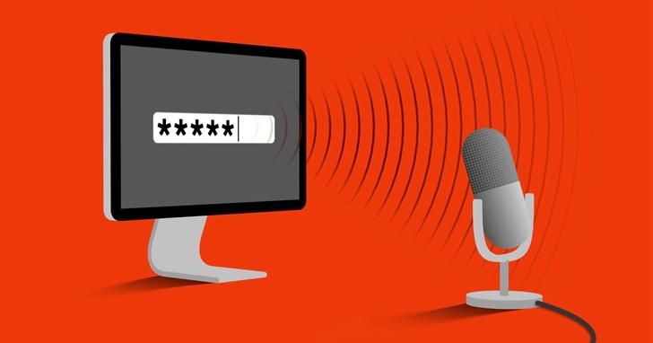 利用AI 技術,駭客能用麥克風聽出你在電腦或手機螢幕上看些什麼