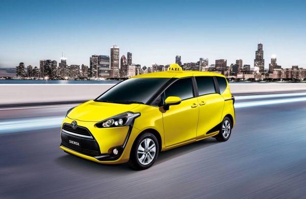 Toyota 全新上市 SIENTA 超值特惠版,讓運將賺好賺滿!