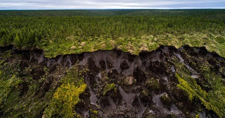 北極圈都32℃了!千年永凍土層快「熱化」了?