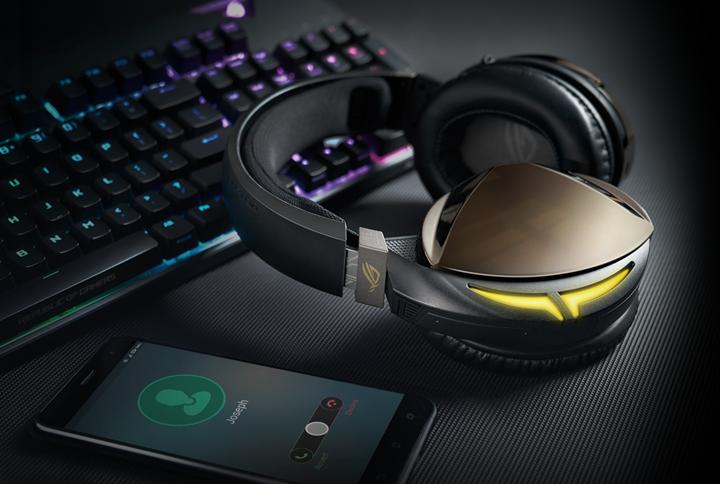 華碩玩家共和國再添神兵利器!ROG Stirx Fusion 700/Wireless電競耳麥與TUF Gaming M5電競滑鼠同步上市