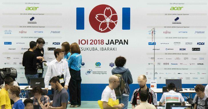 宏碁成為2018年國際資訊奧林匹亞競賽官方贊助商
