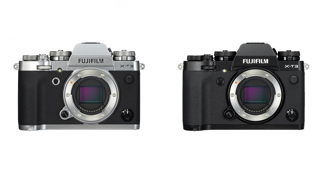 2,610 萬畫素、支援 4K 60p 錄影!富士旗艦三代目 Fujifilm X-T3 發表
