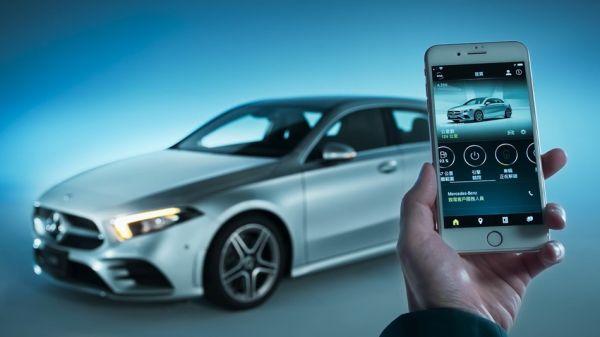 台灣賓士率先導入【Mercedes me connect 互聯】,以智能載具實現車聯網無限可能!
