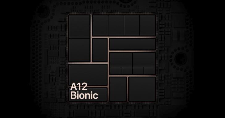 iPhone XS/XMAX/XR 採用 7nm 製程的 Apple A12 Bionic 行動晶片,堪稱省電與效能怪獸