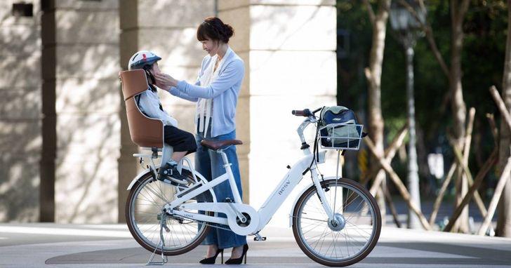 來自台灣的兩輪「瑪莎拉蒂」,成為日本媽媽的心頭好