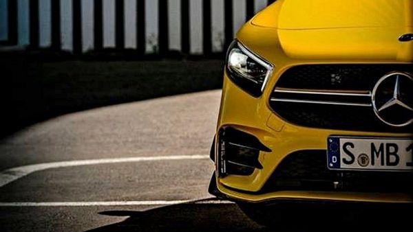 史上最便宜的 AMG 現身倒數,Mercedes-AMG A35「無偽裝」局部圖首度曝光