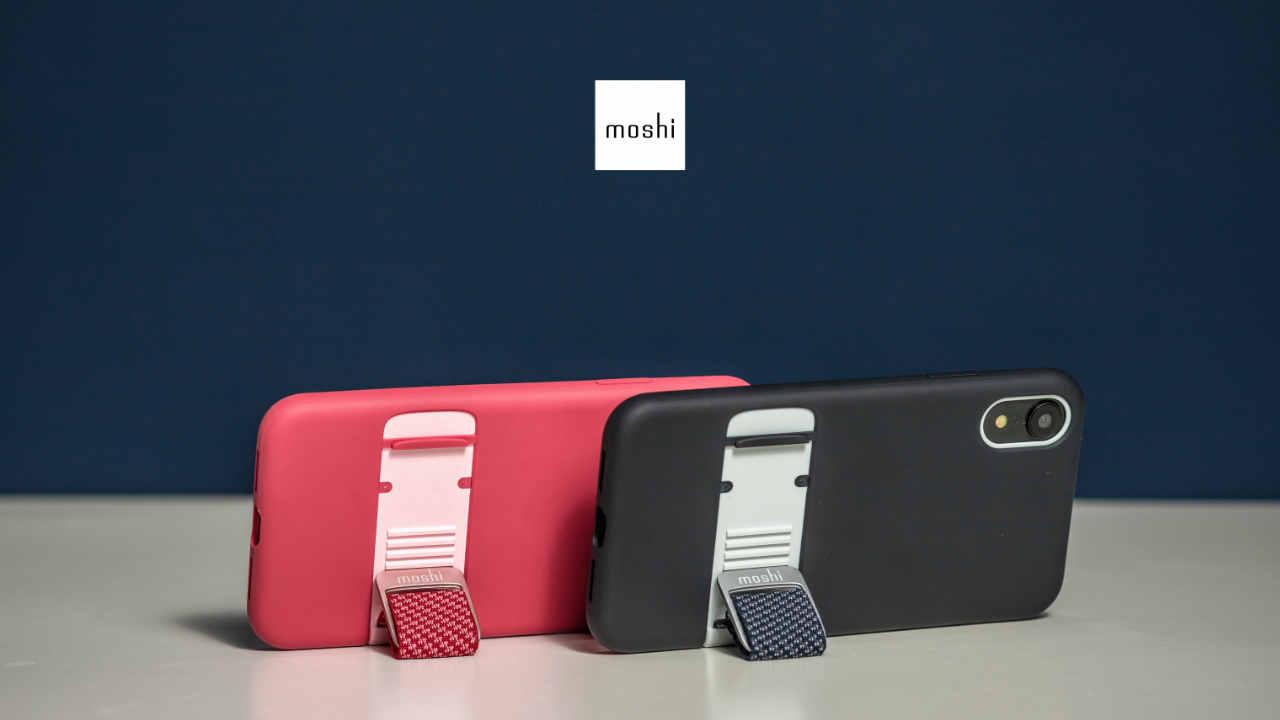 快為 iPhone XS新機穿上時髦新衣!8 款質感與功能兼優的 Moshi 手機殼