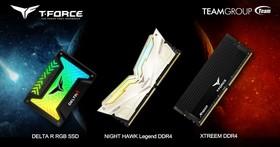十銓科技T-FORCE電競發光固態硬碟及高階記憶體 登峰造極推出新規格