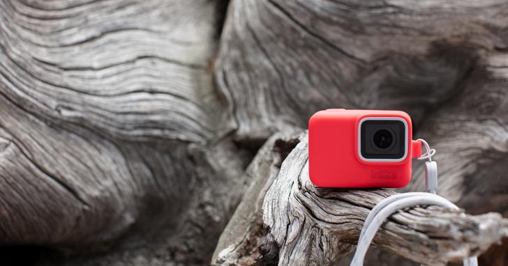GoPro 在台推出全新 HERO7 運動攝影機系列,畫面比三軸更穩定,還能開現場直播