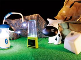 5款造型有趣、功能另類,用來配電腦的設計燈
