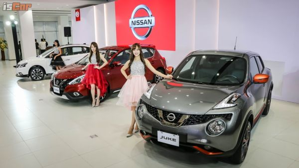 Nissan三大戰略車款再進化,Tiida、Sentra、Juke新年式安全補齊,特仕車帥勁登場!