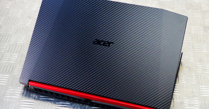 Ryzen 7 2700U 與 Radeon RX 560X 全配,純正 AMD 血統 Acer Nitro 5  AN515-42-R66N 遊戲筆電測試