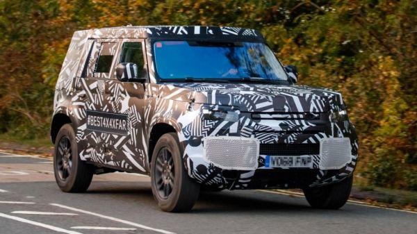 越野王者即將回歸,Land Rover Defender預約2019年發表