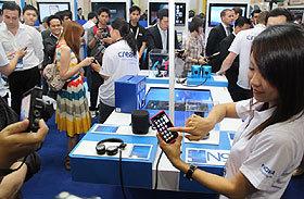 CMMA 2011:前進新加坡 帶你玩 NOKIA N9