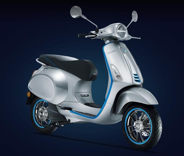 比Gogoro S2貴至少一倍!偉士牌電動機車 Vespa Elettrica 歐洲預購價格曝光,要價近台幣23萬元 | T客邦