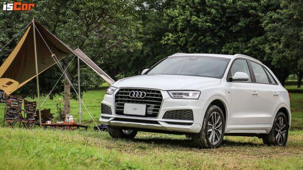 配備升級逼近「40萬元」,Audi Q3 精彩無限版 特仕車「178 萬元」即日限量上市!