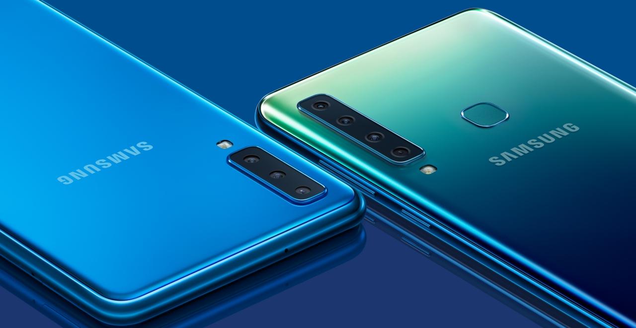 四鏡頭的手機來了!三星推出 Galaxy A7 / A9 中階拍照新機