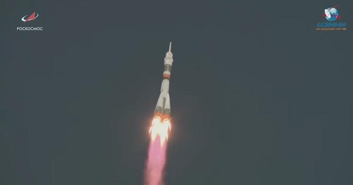 俄羅斯「聯合號」載人太空船發射後故障,兩名太空人成功逃生
